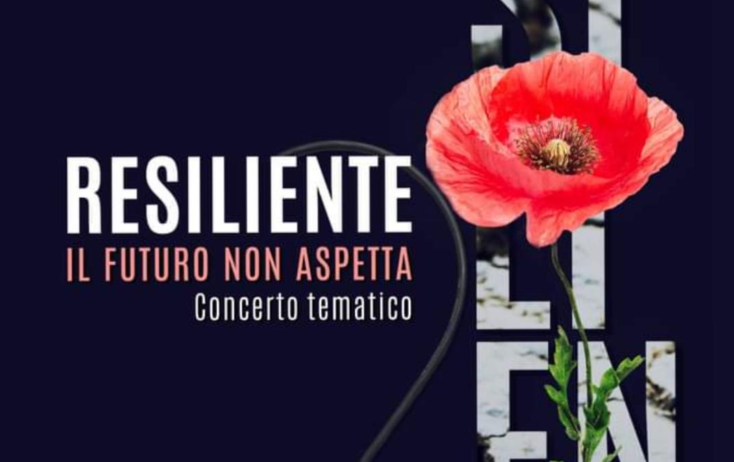 """""""Resiliente: il futuro non aspetta"""": tour estate 2021. Dal 10 luglio al 31 agosto."""